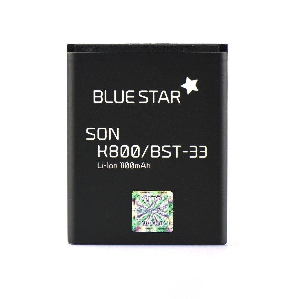 BATERIE BS PREMIUM SONY ERICSSON K800/K790i/M600i/K550/W300/W880/C702/Z530 LION 1100 mAh