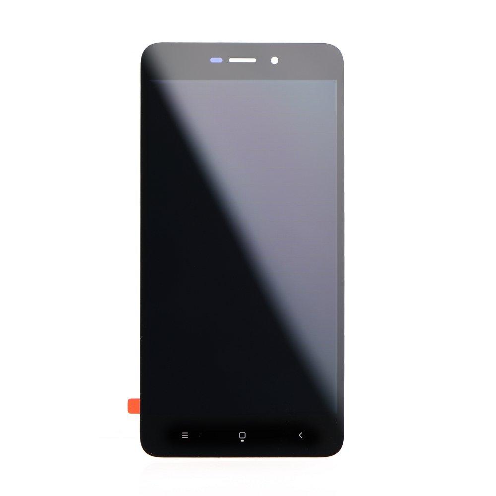 LCD+DOTYK PRO XIAOMI REDMI 4A - ČERNÝ (HQ)
