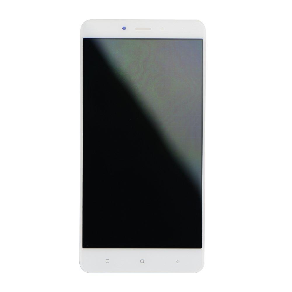 LCD+DOTYK PRO XIAOMI REDMI NOTE 4 - BÍLÝ (HQ) verze neglobal