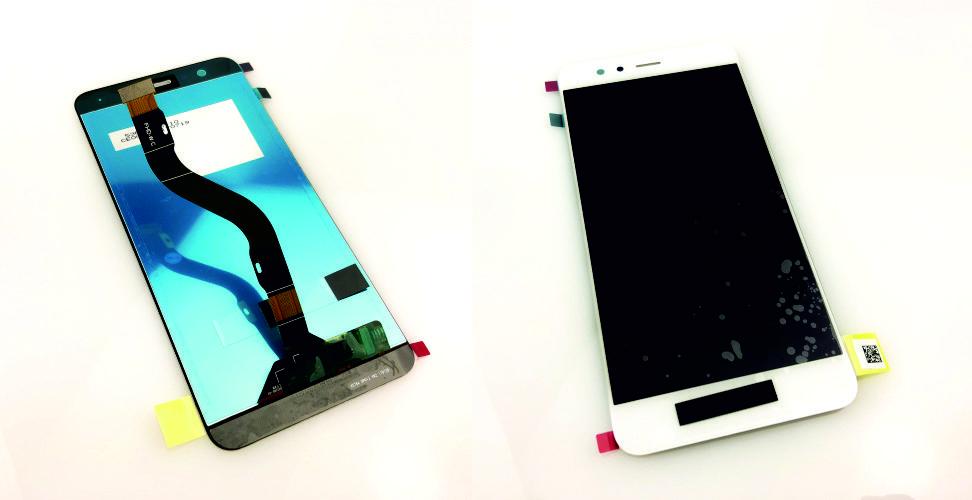 LCD+DOTYK PRO HUAWEI P10 LITE - BÍLÝ (HQ)