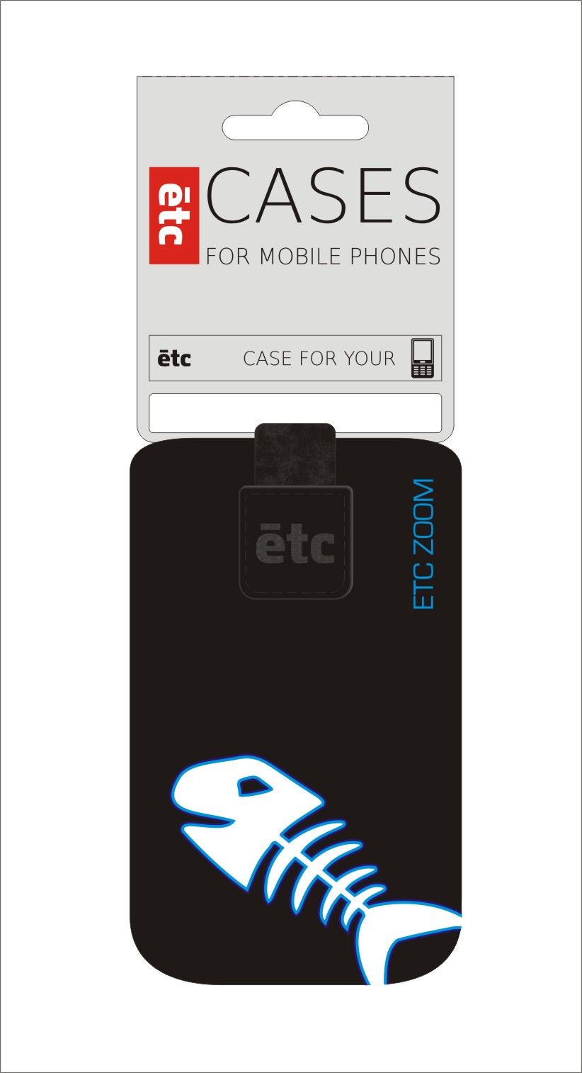 POUZDRO ETC ZOOM vzor 322 Samsung S5230