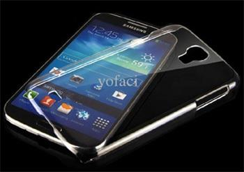 POUZDRO SOX HARD TRANSPARENT SAMSUNG i9300 GALAXY SIII (S3)