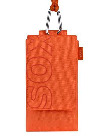 POUZDRO SOX COLOR BLOCKS IPHONE 6 PLUS ORANŽOVÉ SOX KCB 03 IP6 PLUS
