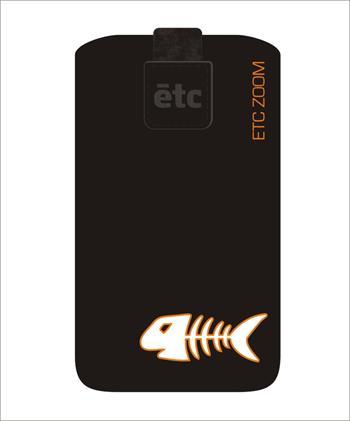 POUZDRO ETC ZOOM vzor 306 Nokia 500/N8/YOUNG/MINI 2/ASHA 302