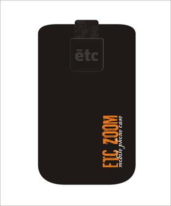 POUZDRO ETC ZOOM vzor 323 Samsung S5230