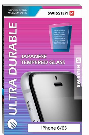 SKLO SWISSTEN ULTRA DURABLE TEMPERED GLASS APPLE IPHONE 7 PLUS/8 PLUS
