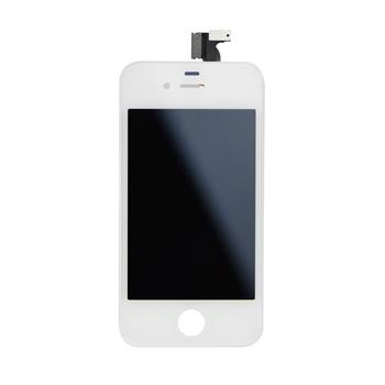 LCD+DOTYK PRO APPLE IPHONE 5 - BÍLÝ (High Quality AAA+)