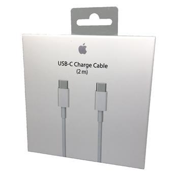 ORIGINÁLNÍ DATOVÝ APPLE USB-C / USB-C 2m (retail pack)