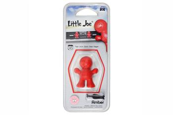 OSVĚŽOVAČ DO AUTA LITTLE JOE 3D - AMBER