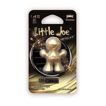 OSVĚŽOVAČ DO AUTA LITTLE JOE 3D METALIC - CINNAMON