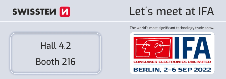 SWISSTEN Full HD Webcam